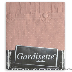 Cortina Ambiente Cruz Color Gardisette