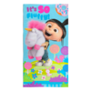 Toallon Playero Disney Piñata Diseño Fluffy