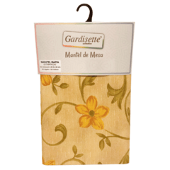 Mantel Rafia Estampado Rectangular 2,50 mts
