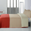 Cover Quilt Kavanagh 1 Plaza Tricolor  Tierra