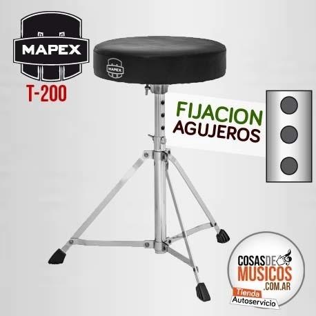 Banqueta Mapex T-200