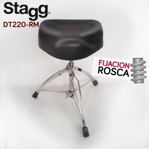 BANQUETA STAGG DT220RM