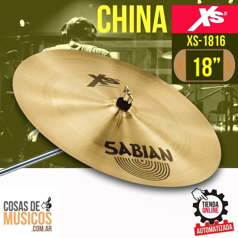 China SABIAN XS20 de 18 xs1816