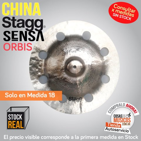 China Stagg Sensa orbis 18
