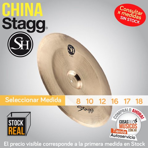 China Stagg SH x Medida
