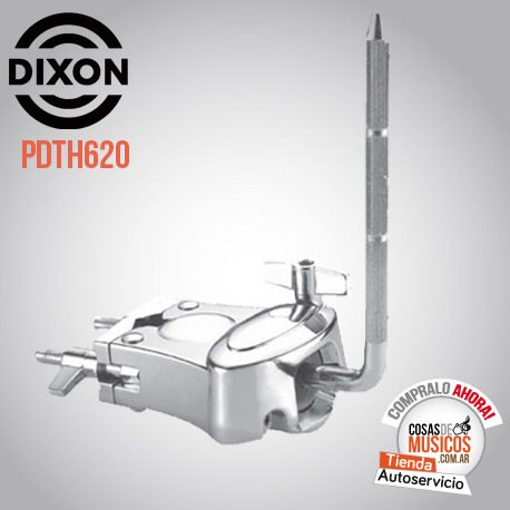Tom Holder con Clamp Dixon PDTH620
