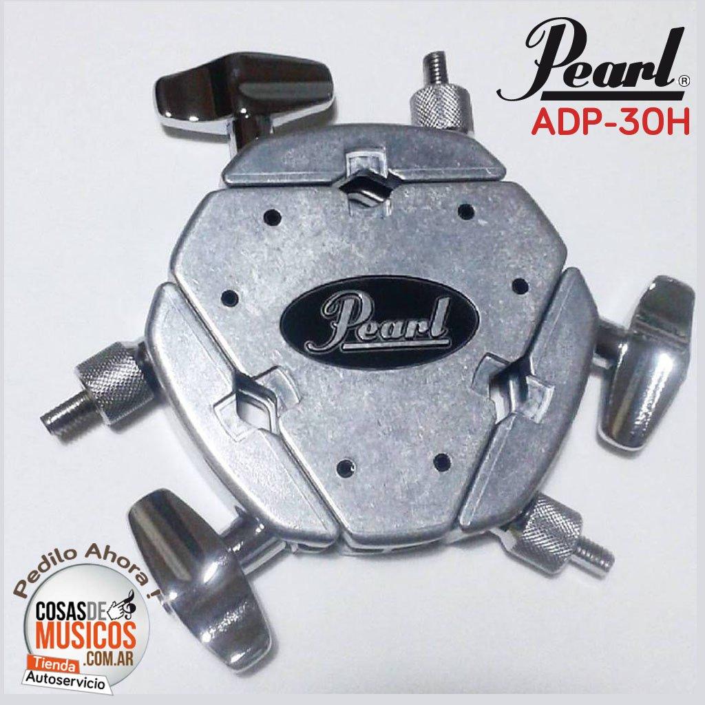Clamp triple Pearl ADP-30 H