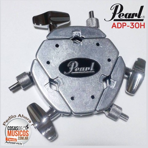 Clamp triple Pearl ADP-30 H