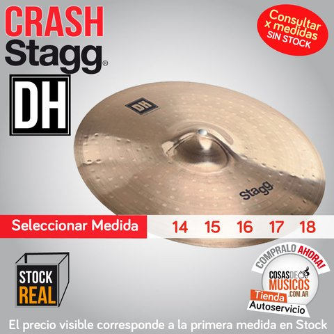 Crash Stagg DH x medida