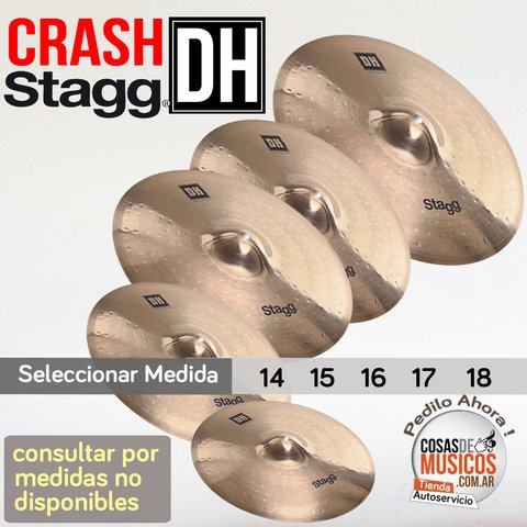 Crash Stagg DH - comprar online