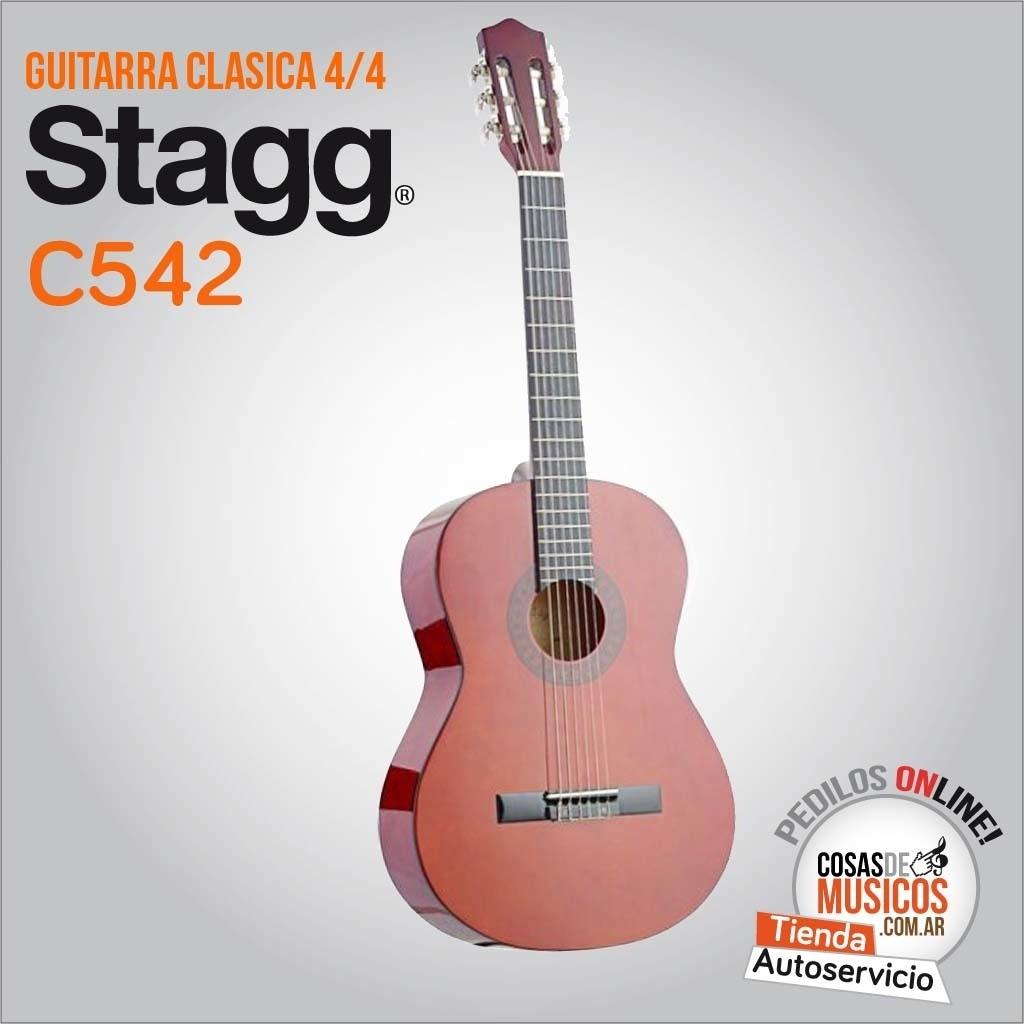 Guitarra clasica 4/4 Stagg C542