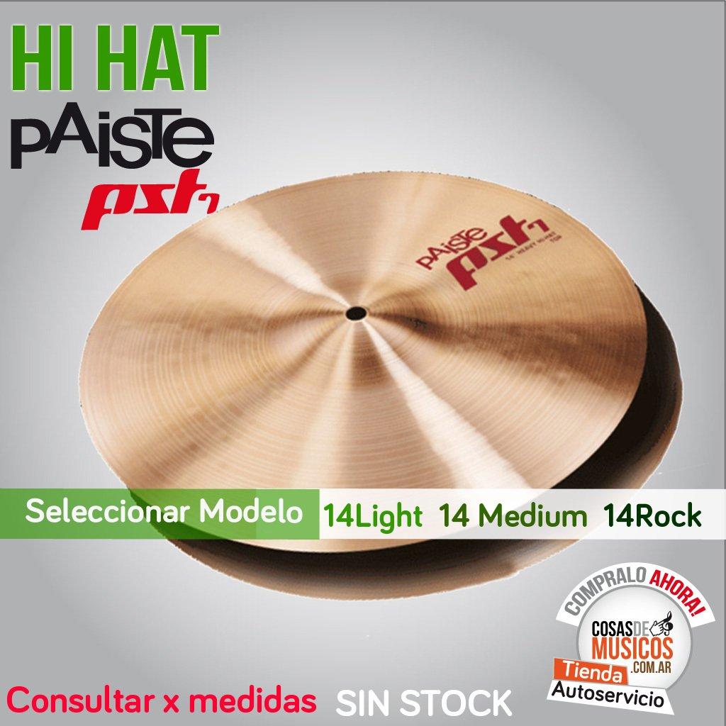 Hi Hat Paiste PST7 Precio x Modelo