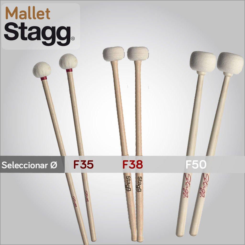 Mallets  Stagg x Medida