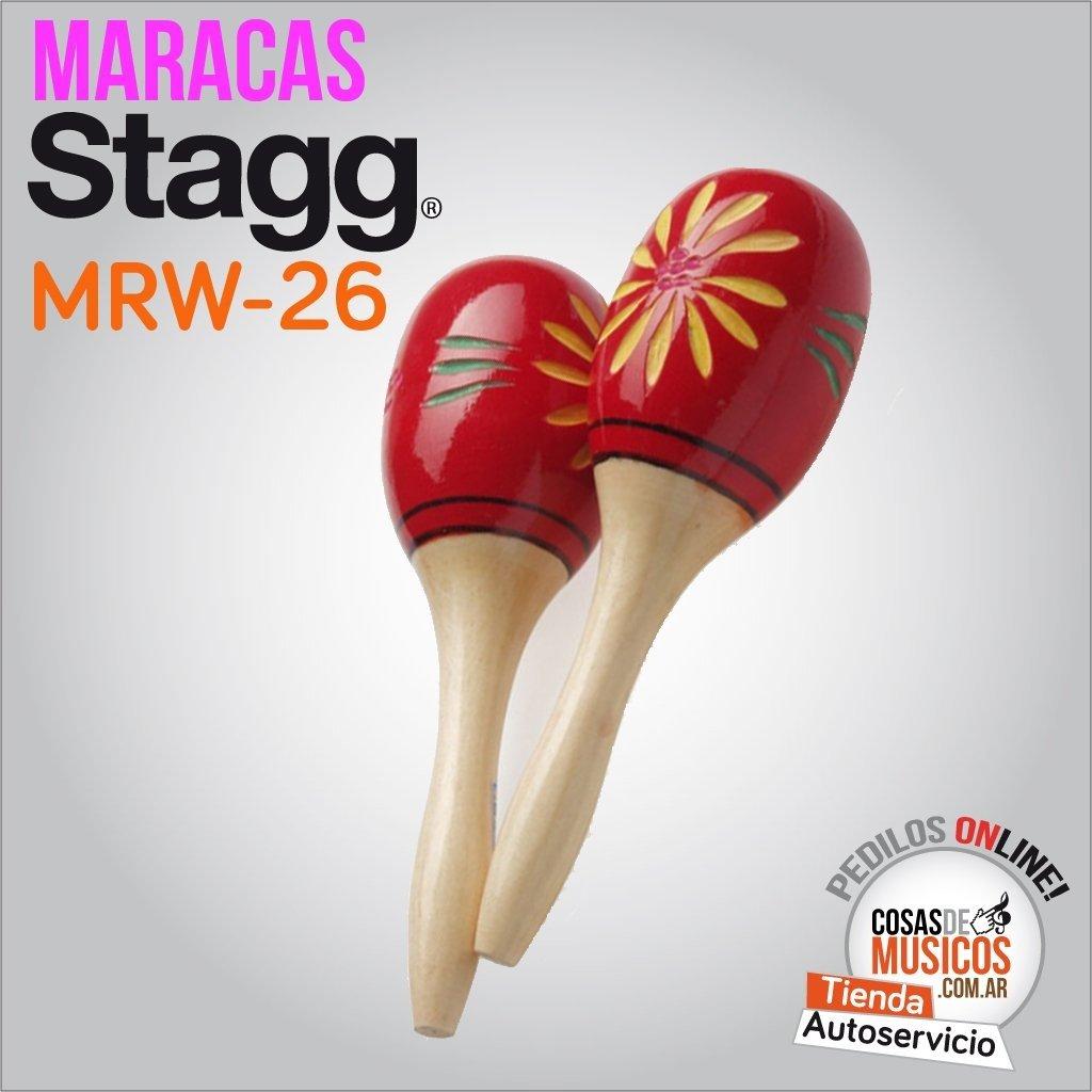 Maracas STAGG MRW-26