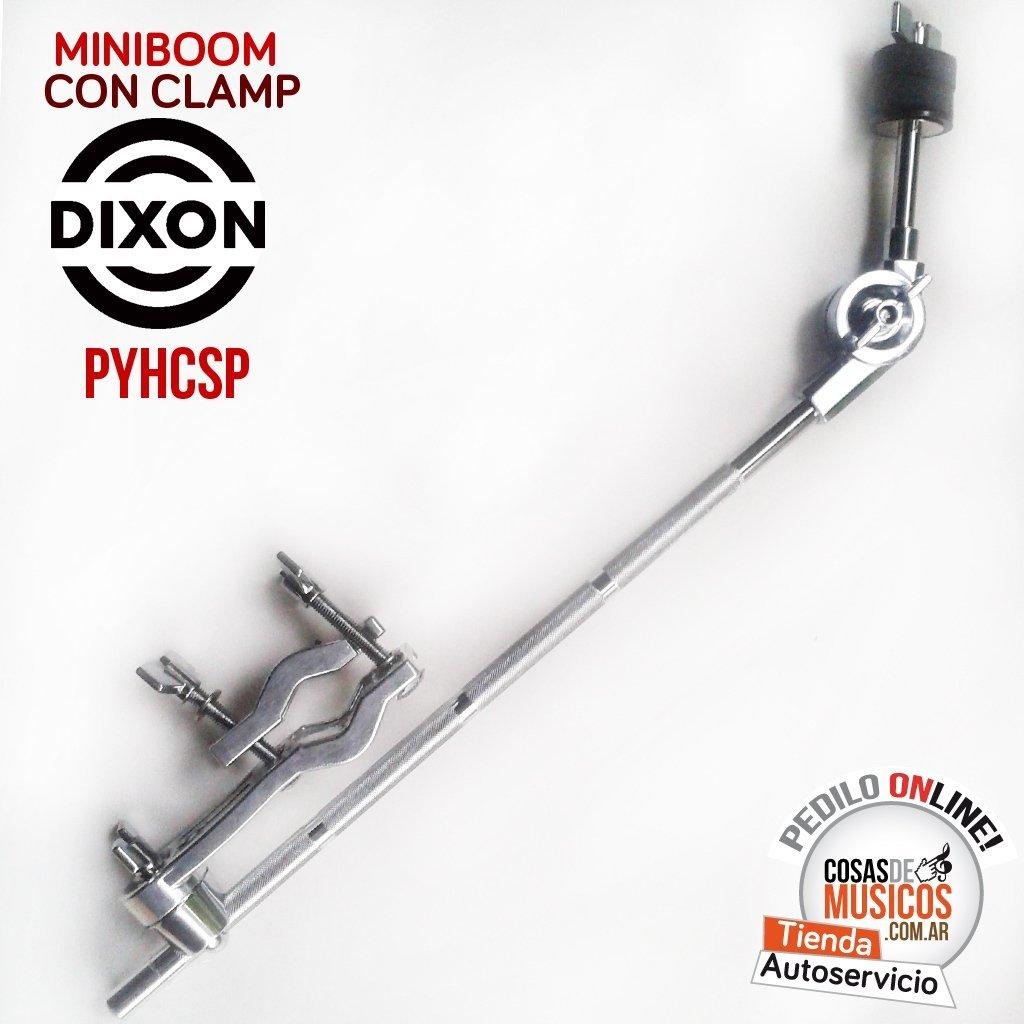 MINI BOOM con  CLAMP DIXON PYHCSP