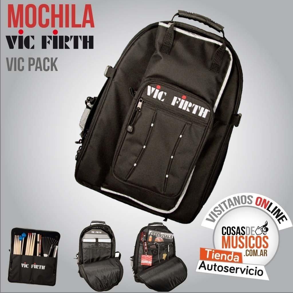 Mochila VIC FIRTH