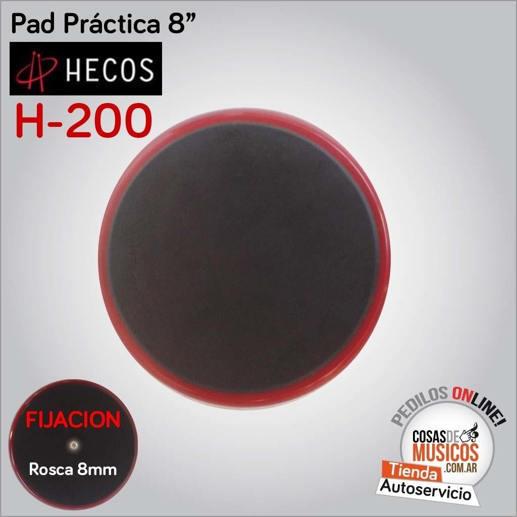 """Pad de practica 8 """" HECHOS H-200"""