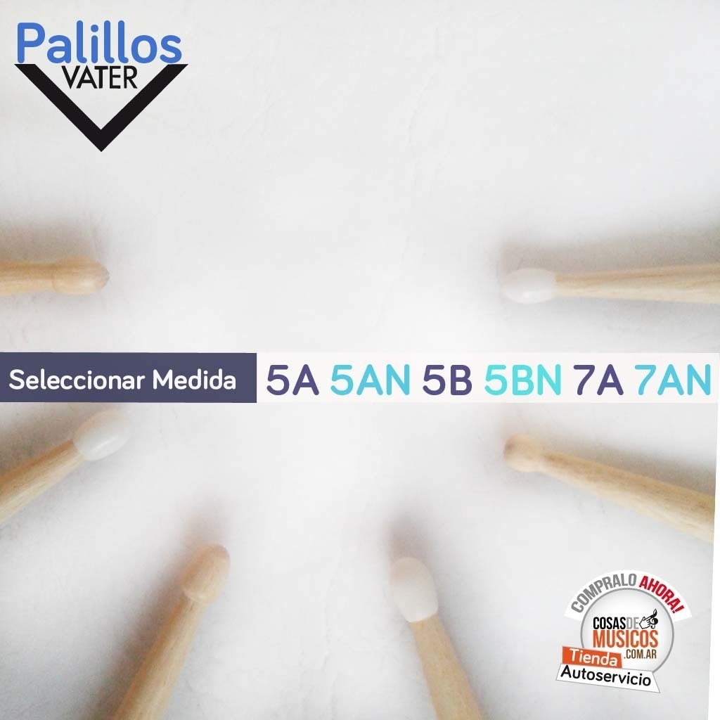 Palos Vater Precio x Modelo