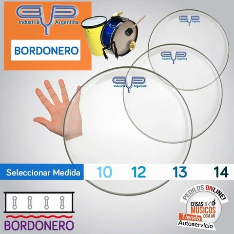 Parches bordoneros PYP S 10 12 13 14