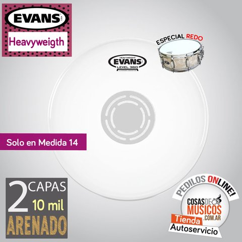 Parche Evans Heavyweight 14