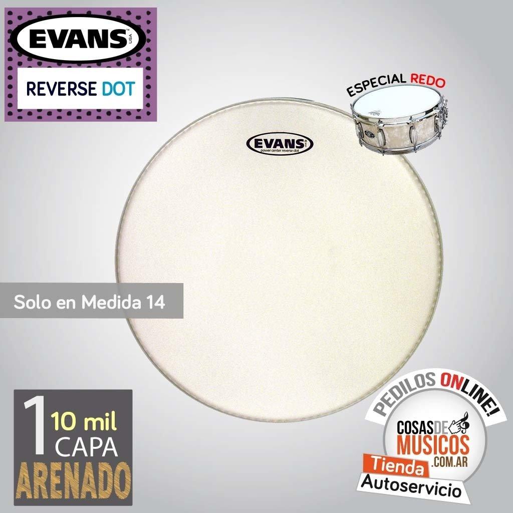 Parche Evans Reverse Dot