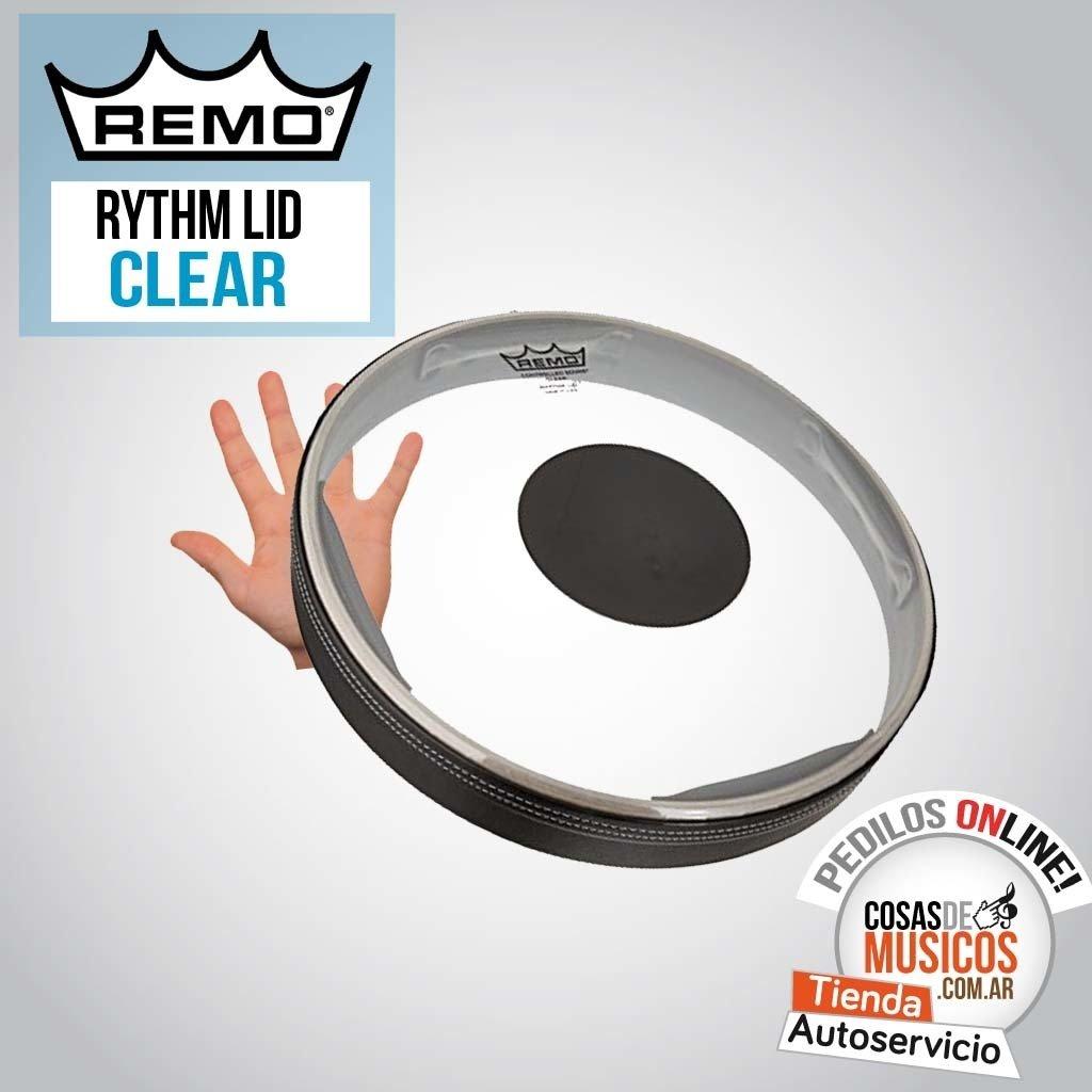 Parche Remo Rythm Lid