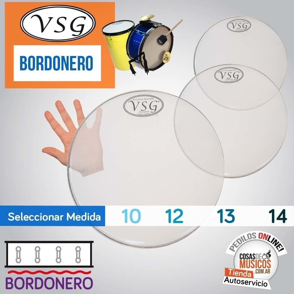 Parche Bordonero VSG x medida