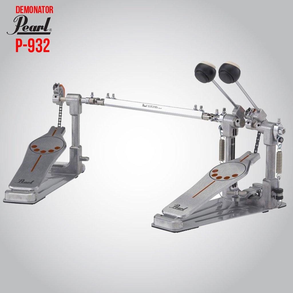 Doble Pedal de bombo Pearl Demonator P932
