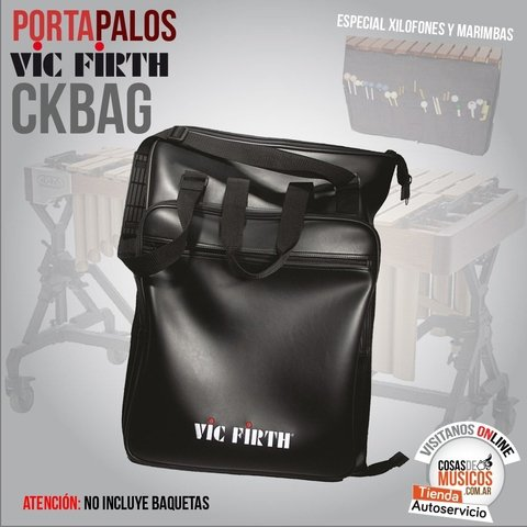 Portabaquetas VIC FIRTH CKBAG