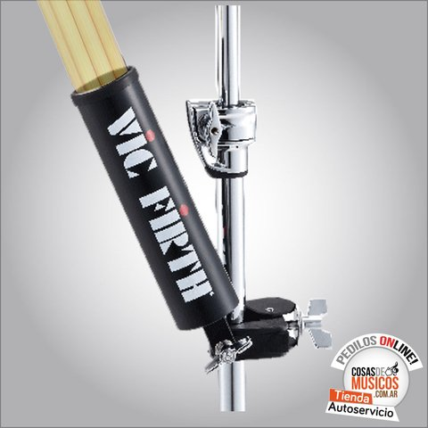 Portapalos  Vic Firth  Stick Caddy  capac: 3 pares