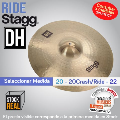 Ride Stagg DH x Medida