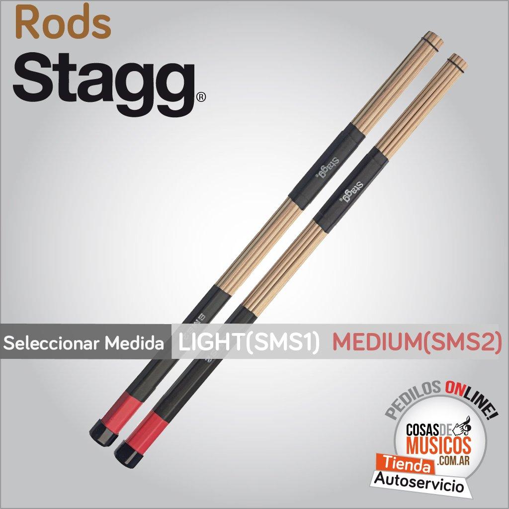 Hot Rods STAGG precio x medida