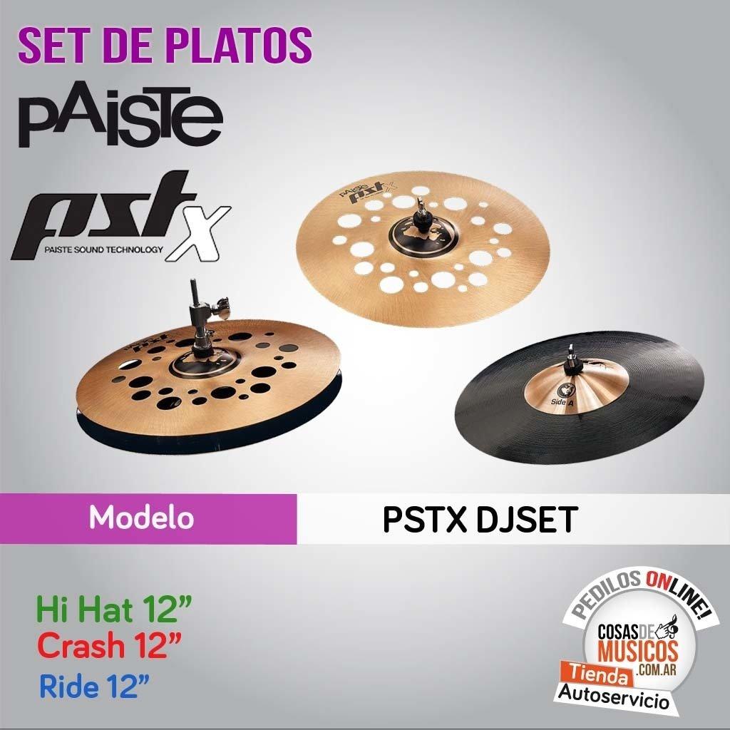 Set De Platos PSTX Precio x Modelo