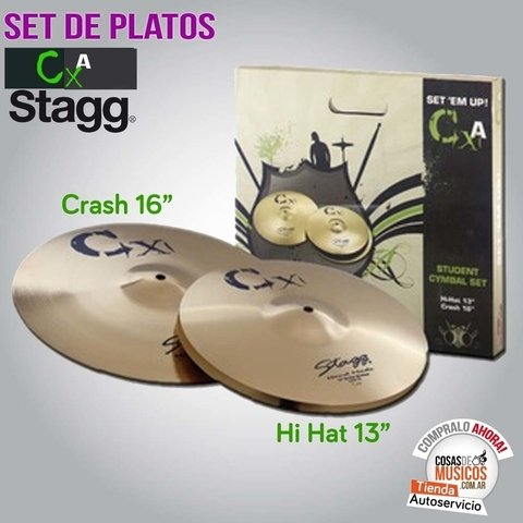 Set Platos Stagg Cxa ( COD: CXASET )