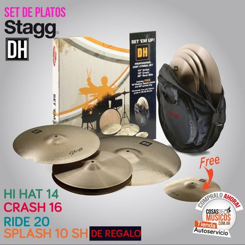 Set de Platos Stagg DH