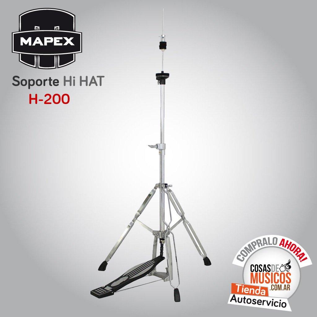Soporte hi Hat Mapex H-200