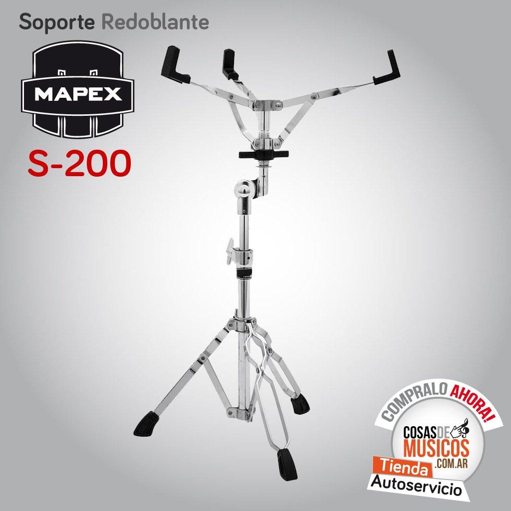 SOPORTE REDOBLANTE MAPEX S-200