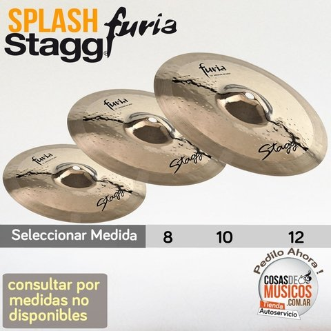 Splash Stagg Furia x medida