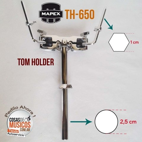Tom Holder Mapex TH-650