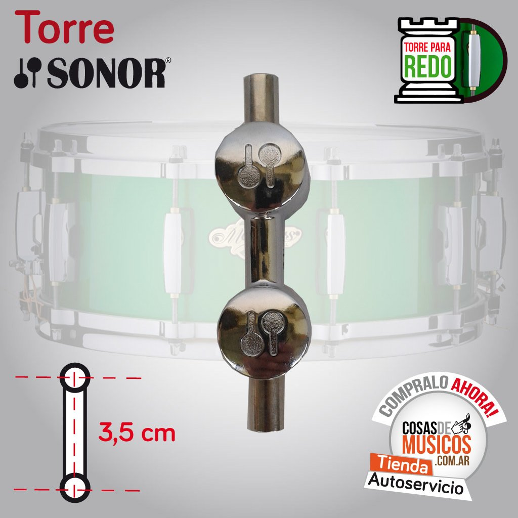 Torre Sonor Tension Doble