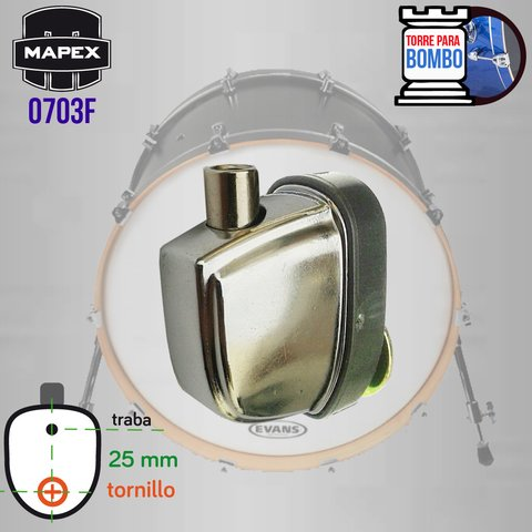 Torre Simple Mapex 0703F
