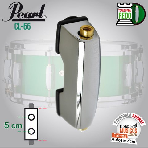 Torre DOBLE P/ Redo Pearl  CL-55