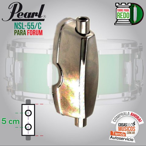 Torre doble Pearl p/ redo NSL55C