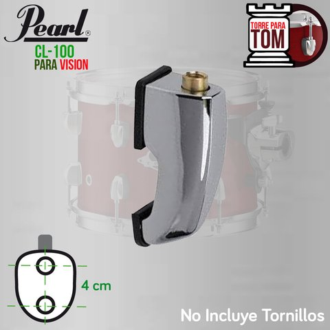 Torre Simple Pearl para VISION CL-100