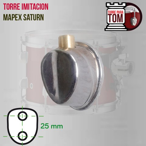 Torre Tipo Mapex Saturn Tension Simple