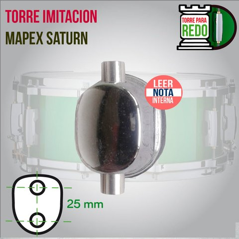 Torre tipo Mapex Doble Tension