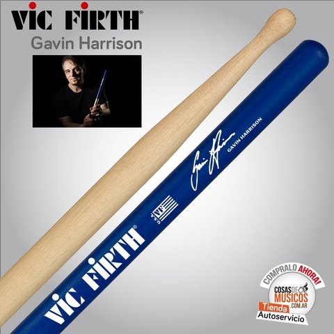 Palos Vic Firth  Signature Gavin Harrison con Grip