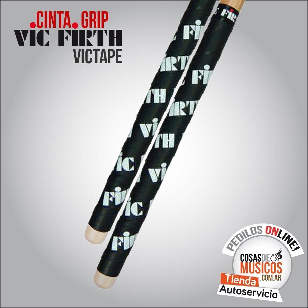 Victape Cinta para Grip Vic Firth