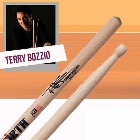 Vic Firth  Signature  Terry Bozzio STB1