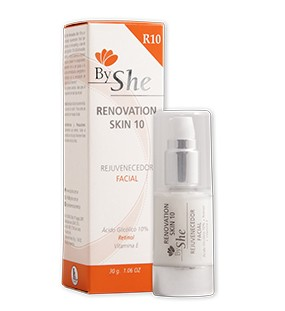 BY SHE RENOVATION SKIN 10 X 30G